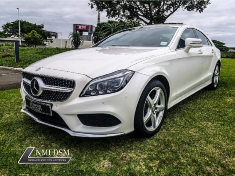 2015 Mercedes-Benz CLS-Class 350 BLUETEC Kwazulu Natal Umhlanga Rocks_0