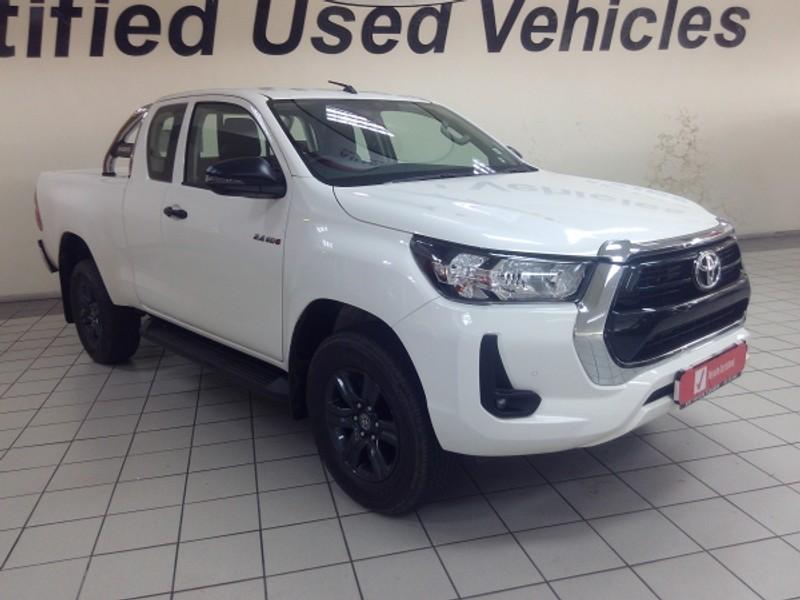 2021 Toyota Hilux 2.4 GD-6 RB Raider PU ECab Limpopo Tzaneen_0