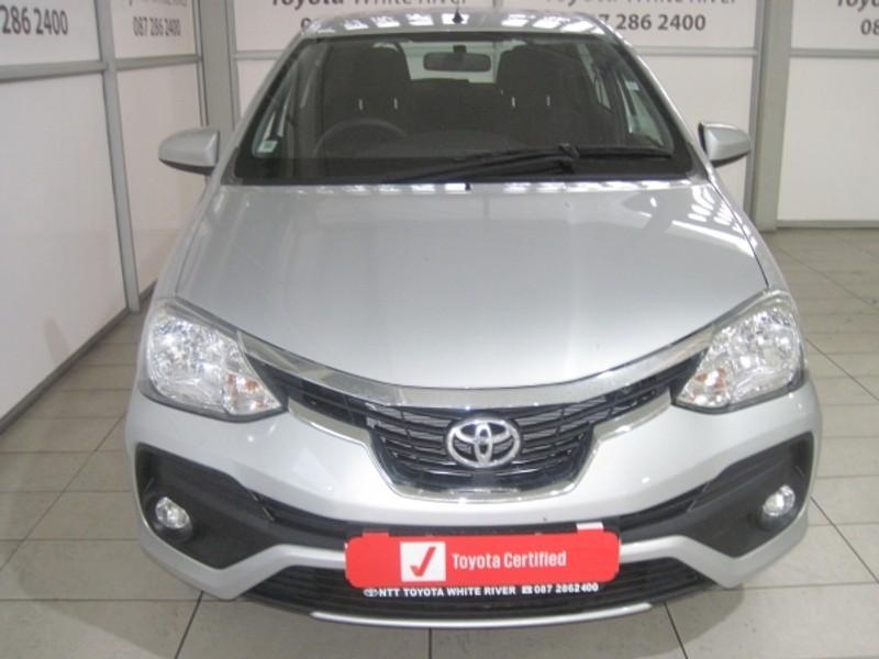 2021 Toyota Etios 1.5 Xs 5dr  Mpumalanga White River_0