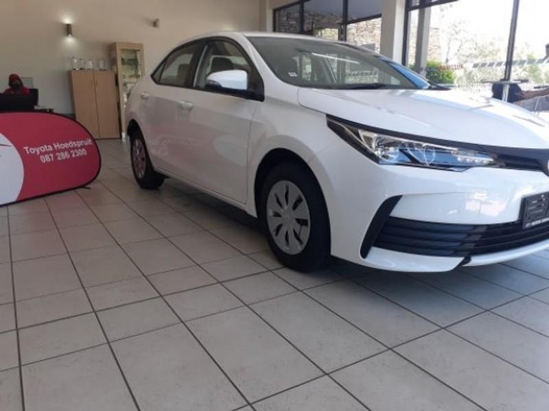 2021 Toyota Corolla Quest 1.8 CVT Limpopo Hoedspruit_0
