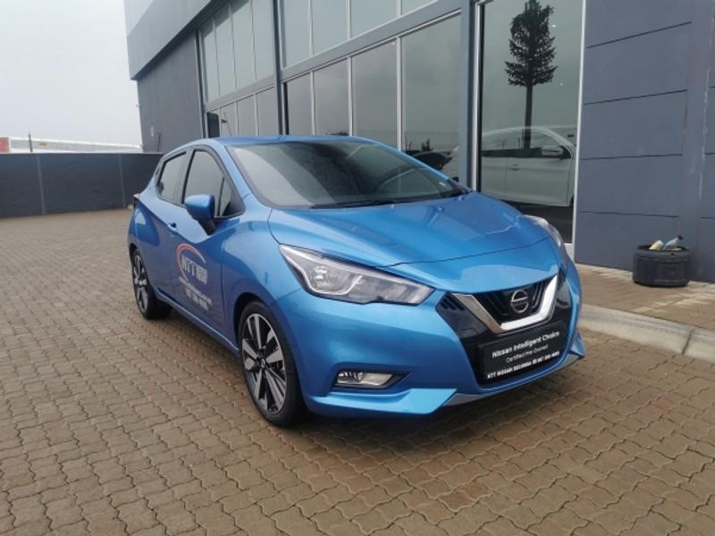 2021 Nissan Micra 1.0T Acenta Plus 84kW Mpumalanga Secunda_0