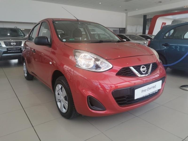 2018 Nissan Micra 1.2 Active Visia Mpumalanga Secunda_0