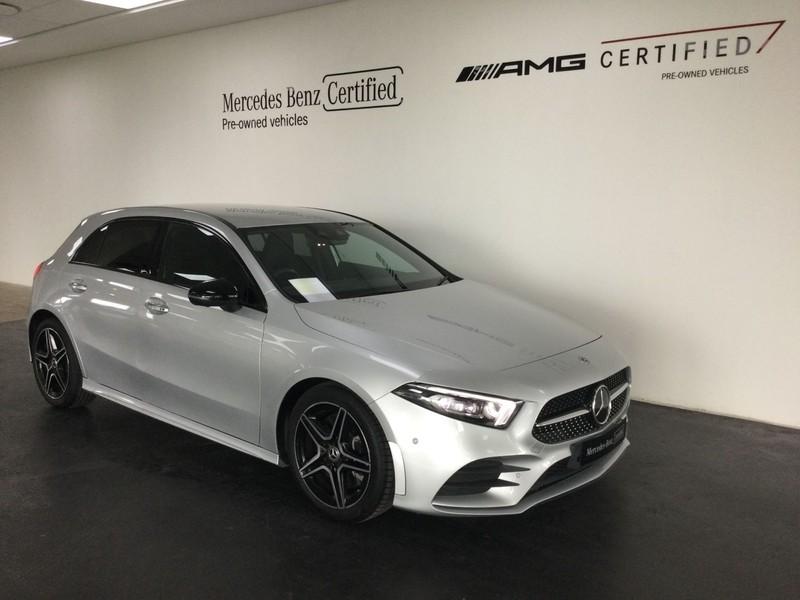 2020 Mercedes-Benz A-Class A 200 Auto Gauteng Sandton_0