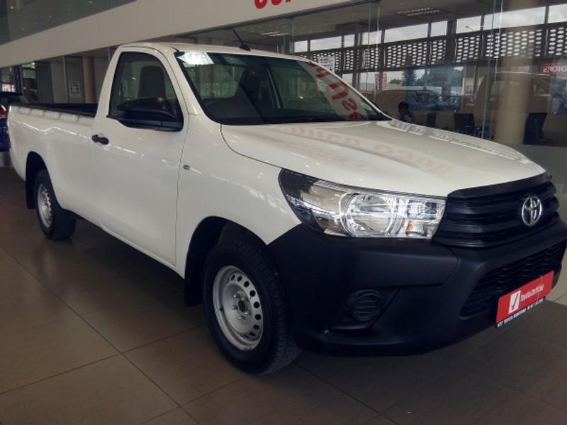 2019 Toyota Hilux 2.4 GD AC Single Cab Bakkie Limpopo Mokopane_0
