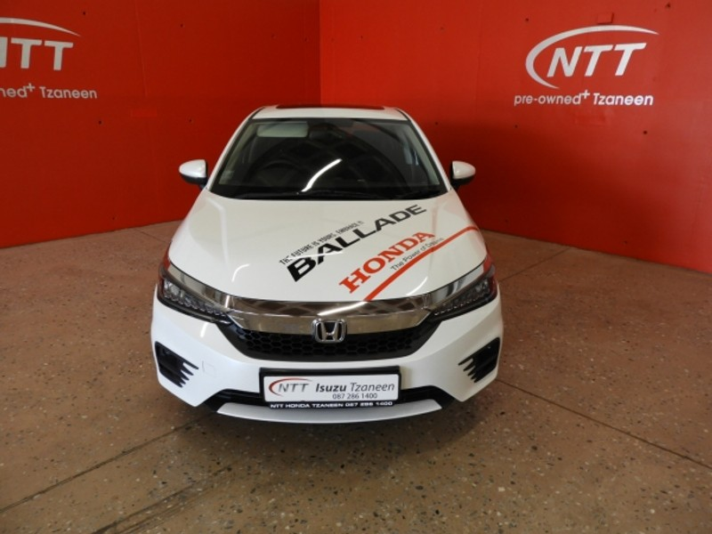 2021 Honda Ballade 1.5 RS CVT Limpopo Tzaneen_0