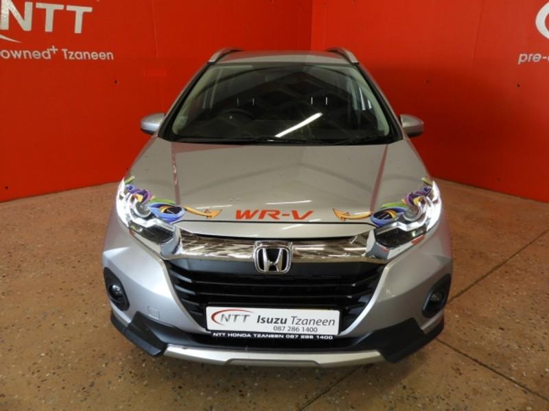 2021 Honda WR-V 1.2 Elegance Limpopo Tzaneen_0