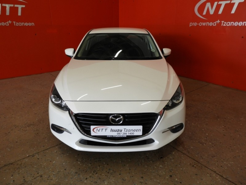 2017 Mazda 3 1.6 Dynamic Limpopo Tzaneen_0