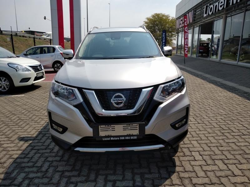 2021 Nissan X-Trail 1.6dCi Tekna 4X4 North West Province Rustenburg_0