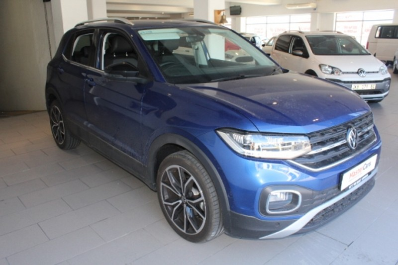 2021 Volkswagen T-Cross 1.0 TSI Highline DSG Eastern Cape East London_0