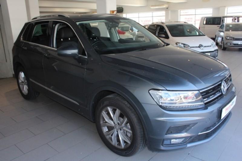 2021 Volkswagen Tiguan 2.0 TDI Highline 4Mot DSG Eastern Cape East London_0