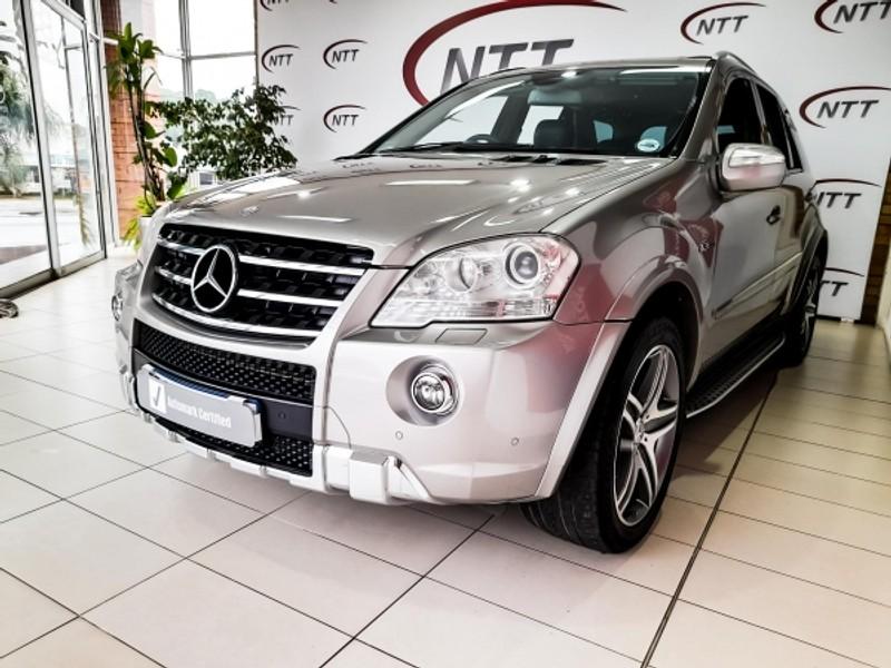 2009 Mercedes-Benz M-Class Ml 63 Amg  Limpopo Louis Trichardt_0