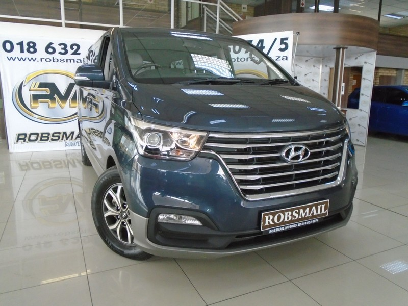 2019 Hyundai H-1 2.5 CRDi  Elite Auto North West Province Lichtenburg_0
