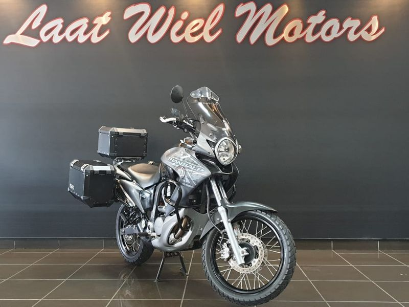 2009 Honda Xl  700 V Transalp Mpumalanga Middelburg_0