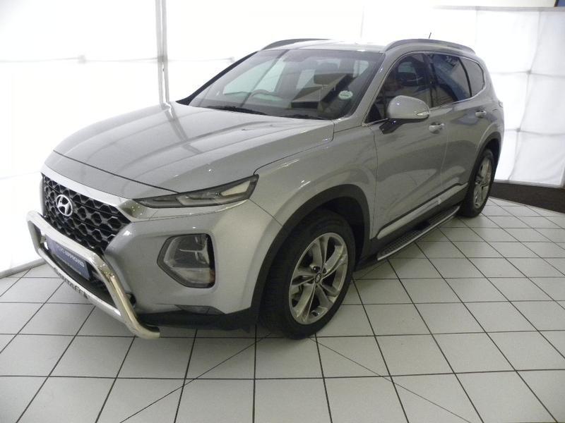 2019 Hyundai Santa Fe R2.2 Executive Auto 7 SEAT Gauteng Springs_0