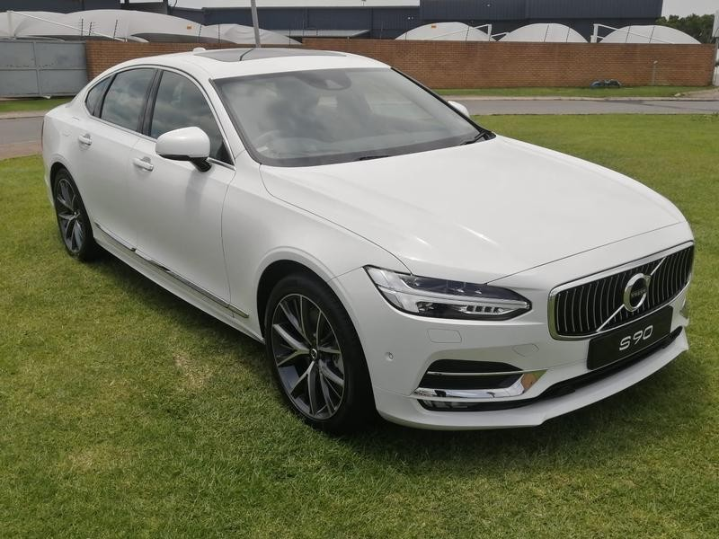 2021 Volvo S90 T5 Inscription GEARTRONIC Gauteng Johannesburg_0