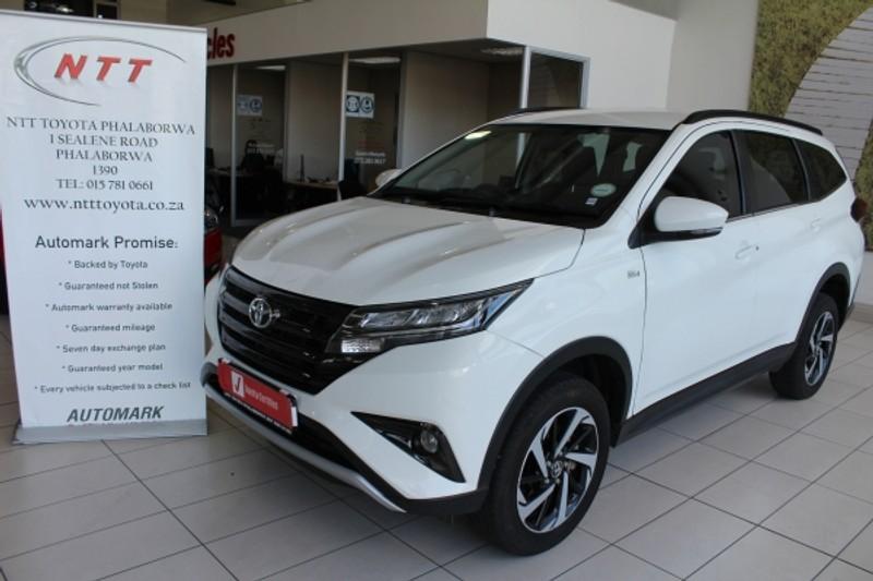 2019 Toyota Rush 1.5 Auto Limpopo Phalaborwa_0