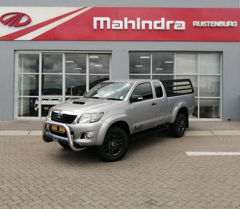 2015 Toyota Hilux 3.0D-4D LEGEND 45 XTRA CAB PU North West Province Rustenburg_0