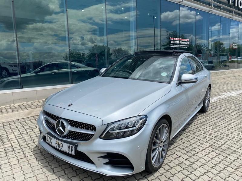 2019 Mercedes-Benz C-Class C180 Auto Mpumalanga Nelspruit_0