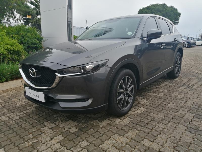 2018 Mazda CX-5 2.0 Dynamic Auto Gauteng Johannesburg_0