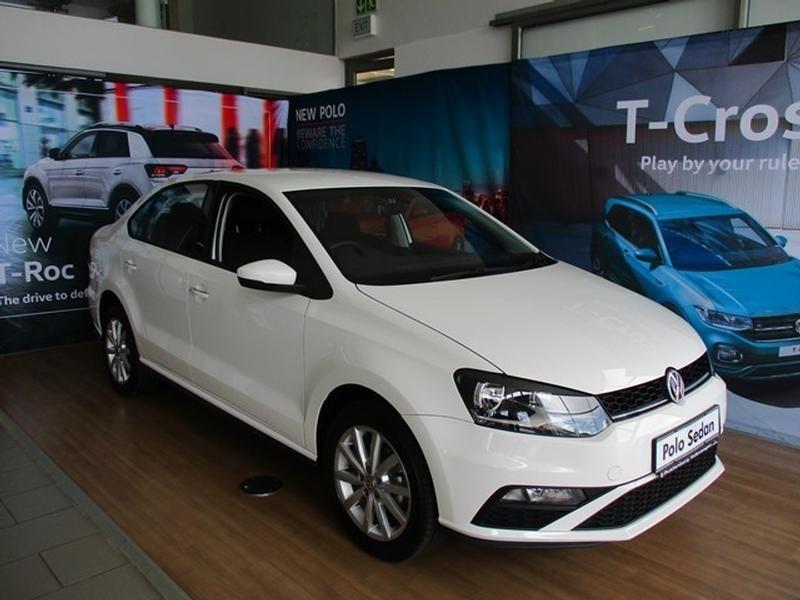 2021 Volkswagen Polo GP 1.4 Comfortline North West Province Rustenburg_0