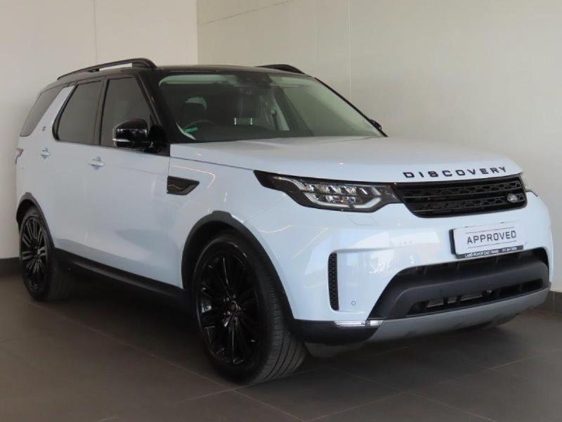 2021 Land Rover Discovery 3.0 TD6 HSE Gauteng Johannesburg_0