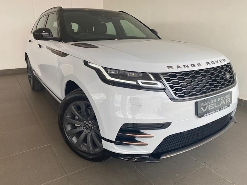 2021 Land Rover Velar 2.0D SE 177KW Gauteng Johannesburg_0