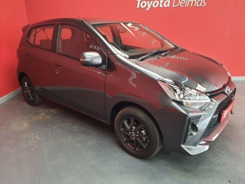 2021 Toyota Agya 1.0 Mpumalanga Delmas_0
