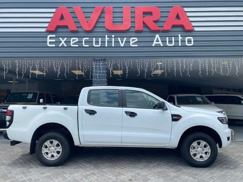 2018 Ford Ranger 2.2TDCi XL Double Cab Bakkie North West Province Rustenburg_0