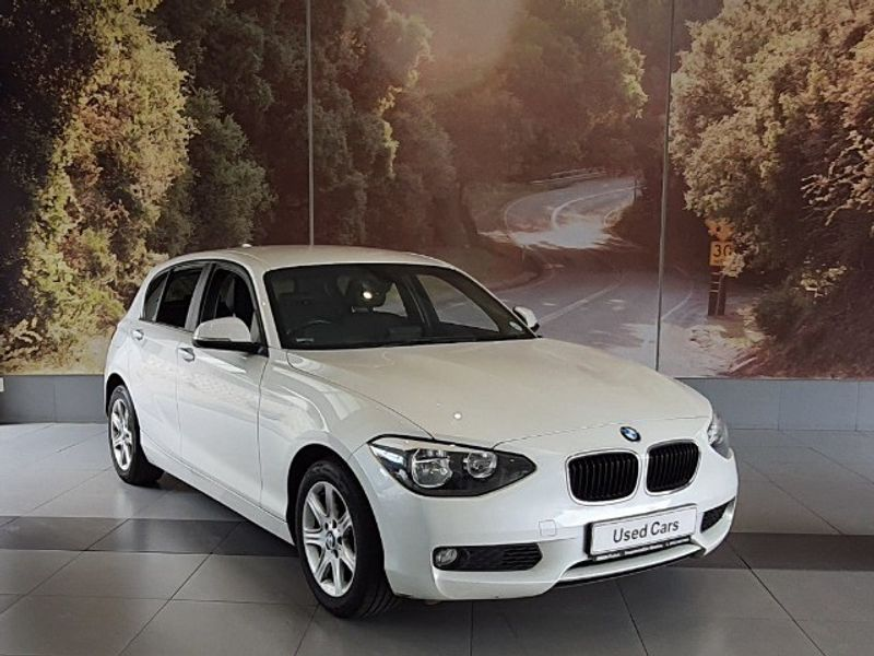 2013 BMW 1 Series 118i 5dr At f20  Gauteng Pretoria_0