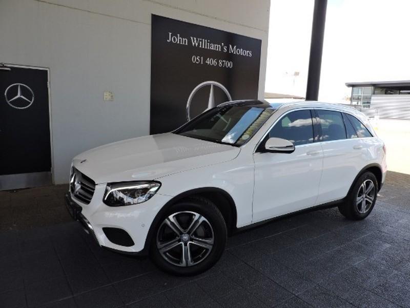 2016 Mercedes-Benz GLC 220d Off Road Free State Bloemfontein_0