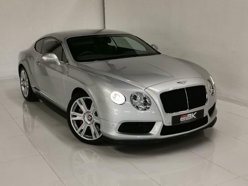 2013 Bentley Continental Gt  Gauteng Johannesburg_0