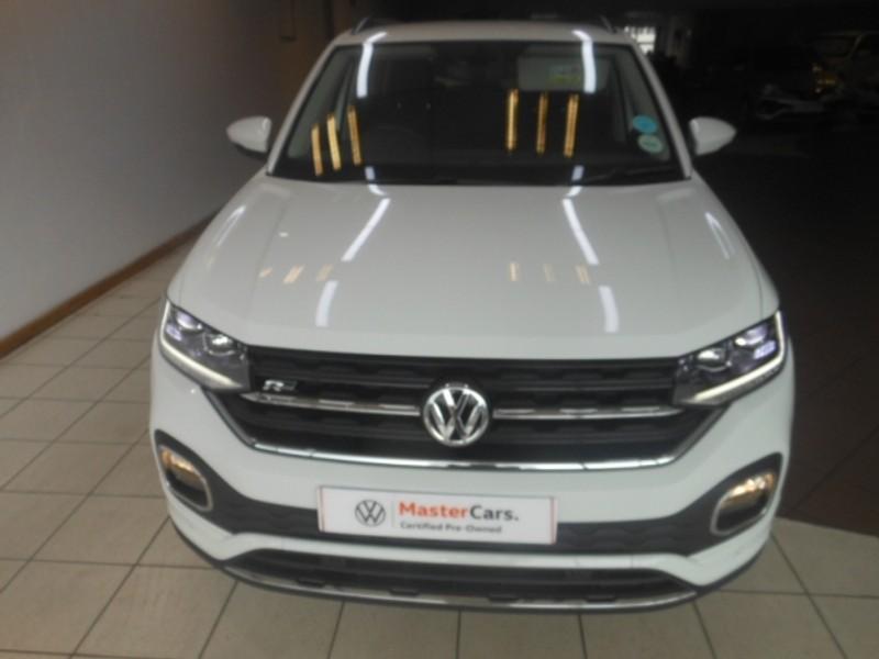 2019 Volkswagen T-Cross 1.0 Comfortline DSG Gauteng Krugersdorp_0