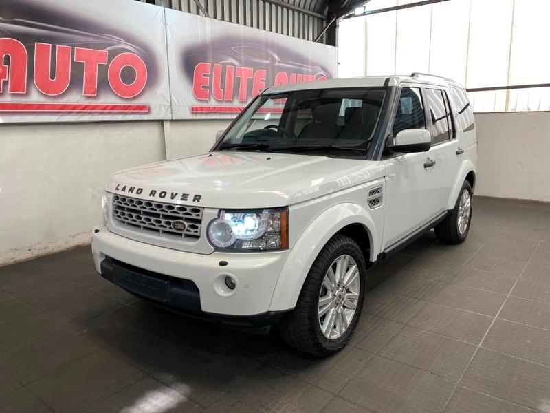 2012 Land Rover Discovery 4 3.0 Tdv6 Se  Gauteng Vereeniging_0