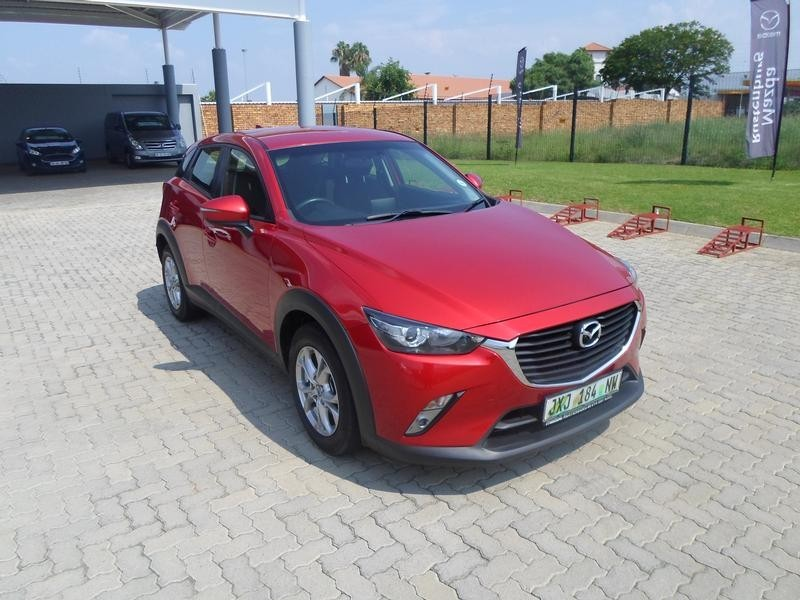 2018 Mazda CX-3 2.0 Dynamic Auto North West Province Rustenburg_0