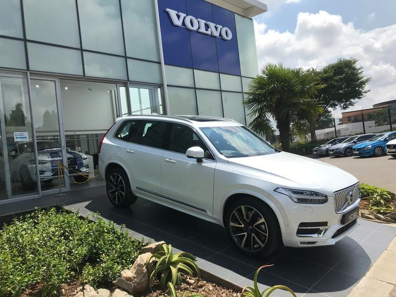 2021 Volvo XC90 T6 Inscription AWD Gauteng Midrand_0