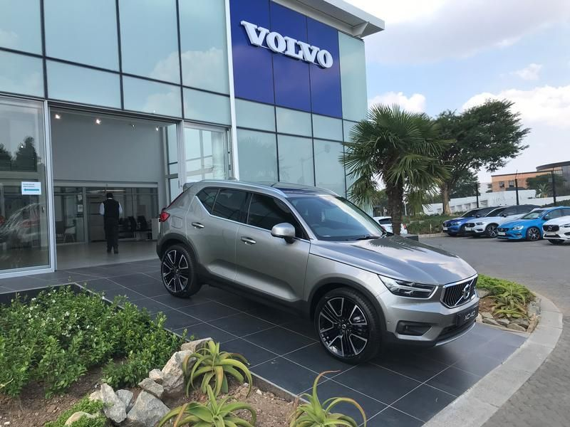 2021 Volvo XC40 T5 Inscription AWD Geartronic Gauteng Midrand_0