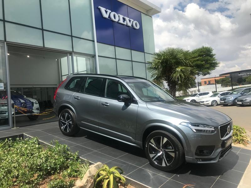 2021 Volvo XC90 D5 R-Design AWD Gauteng Midrand_0
