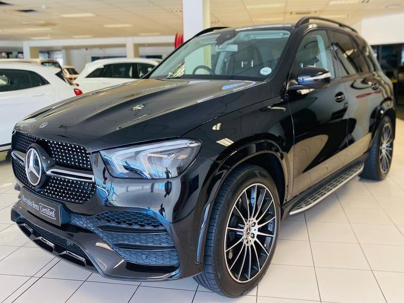 2020 Mercedes-Benz GLE-Class 300d 4MATIC Western Cape Cape Town_0