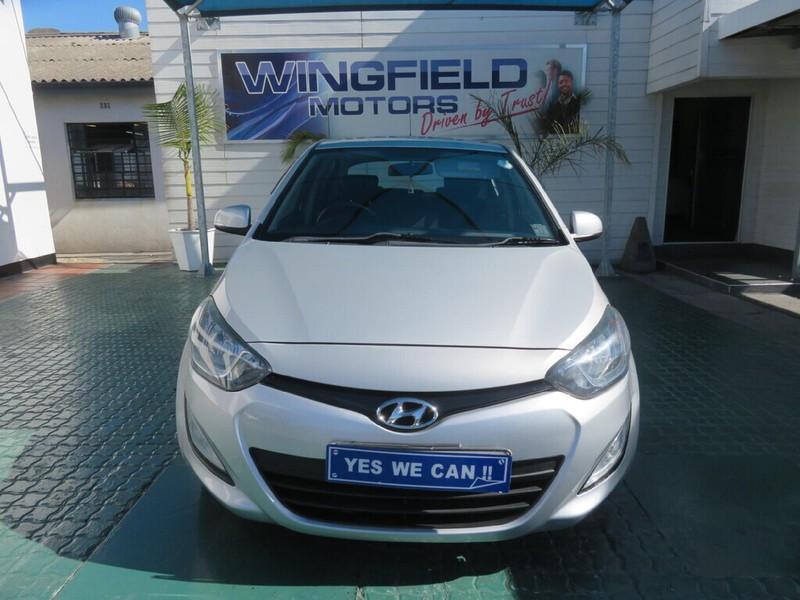2013 Hyundai i20 1.4D Glide Western Cape Cape Town_0