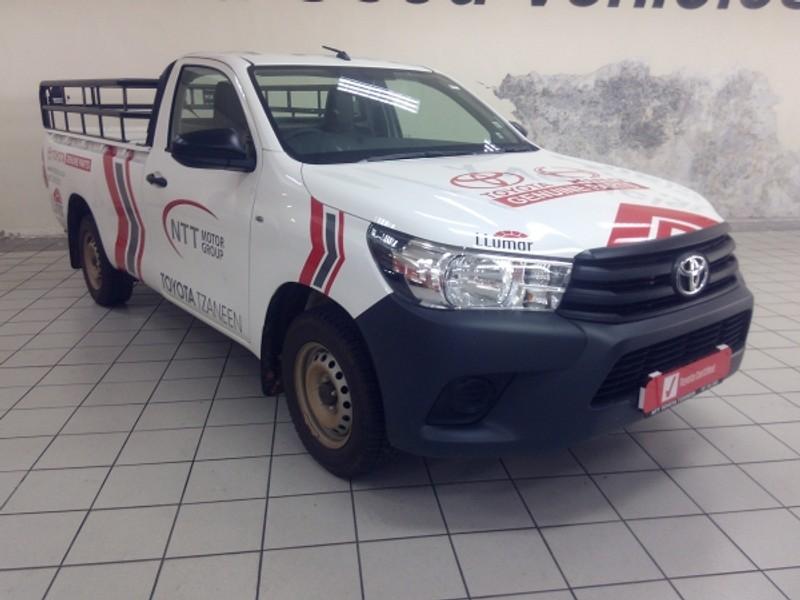 2021 Toyota Hilux 2.0 VVTi AC Single Cab Bakkie Limpopo Tzaneen_0