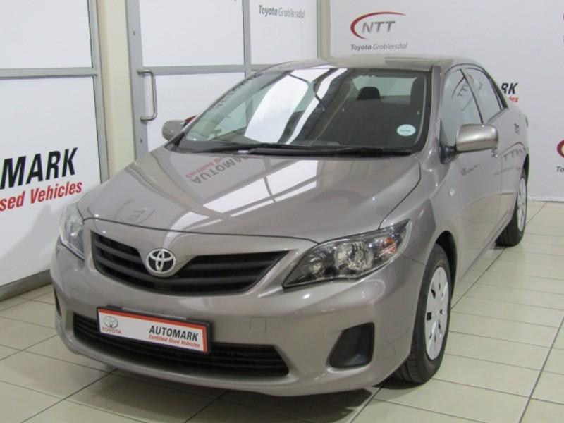 2019 Toyota Corolla Quest 1.6 Auto Limpopo Groblersdal_0