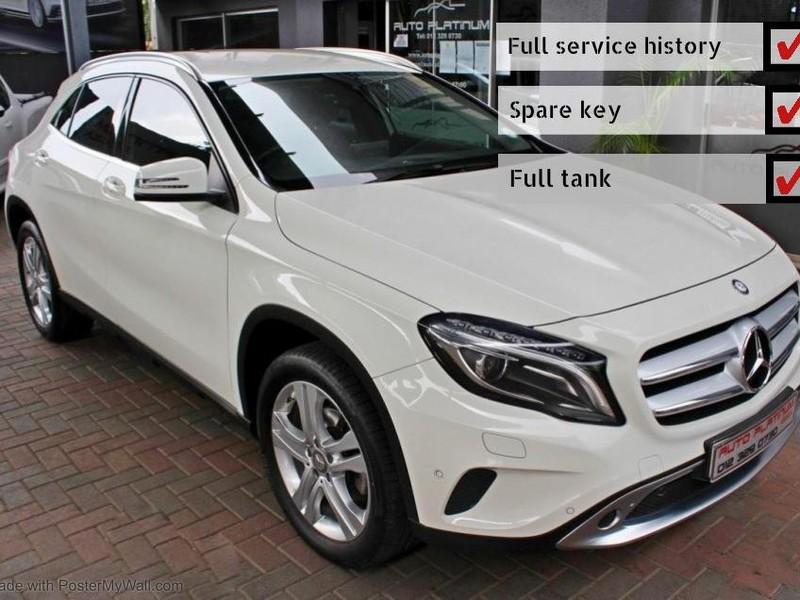 2016 Mercedes-Benz GLA-Class 200 Auto Gauteng Pretoria_0