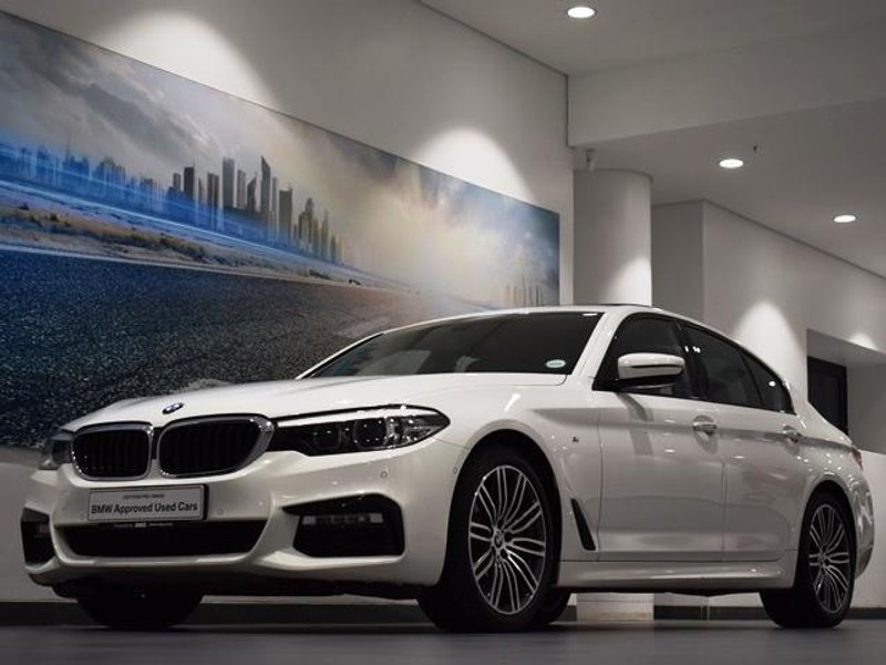 2017 BMW 5 Series 530d M Sport Auto Kwazulu Natal Umhlanga Rocks_0