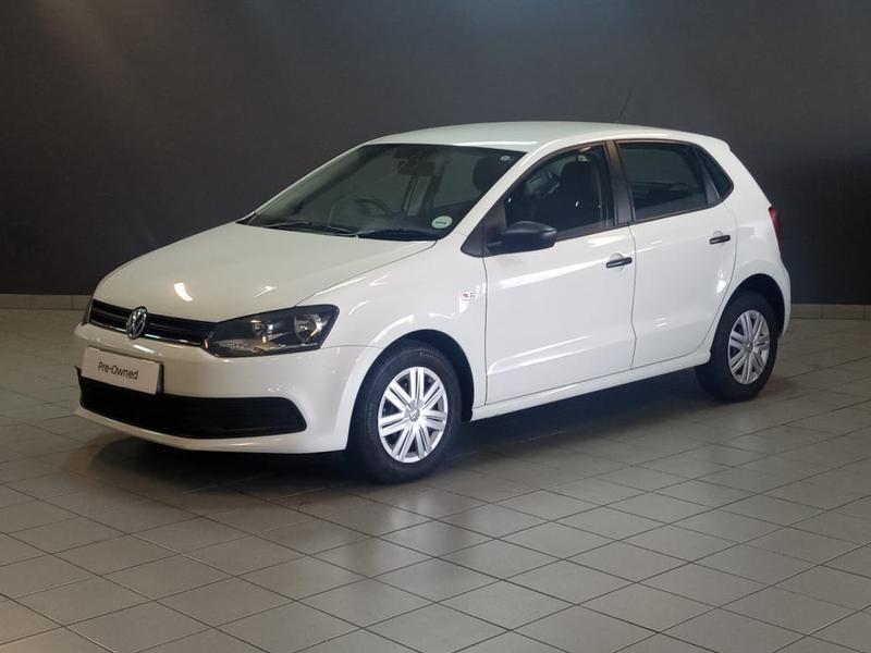 2019 Volkswagen Polo Vivo 1.4 Trendline 5-Door Gauteng Alberton_0