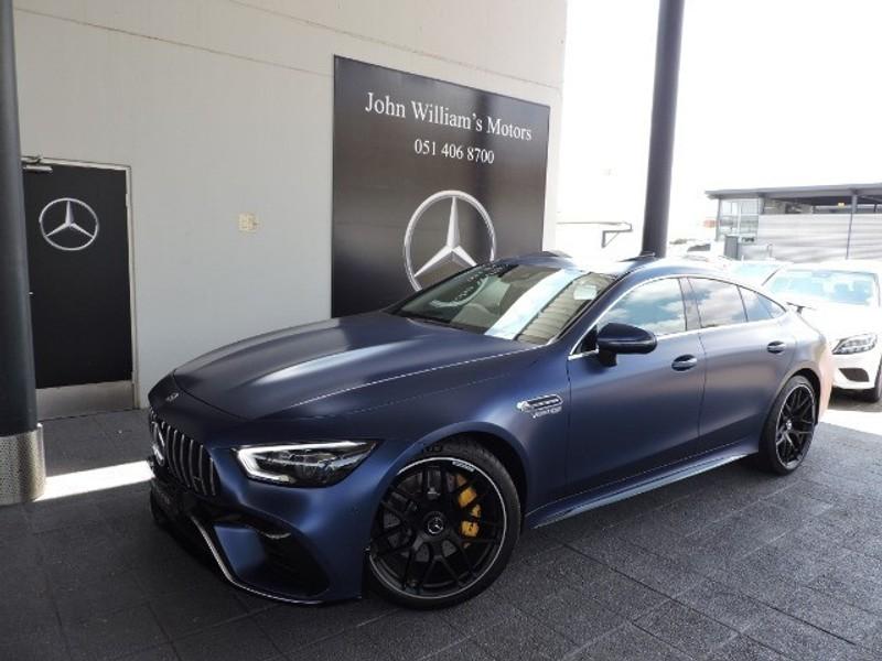 2021 Mercedes-Benz AMG GT GT63 S Free State Bloemfontein_0