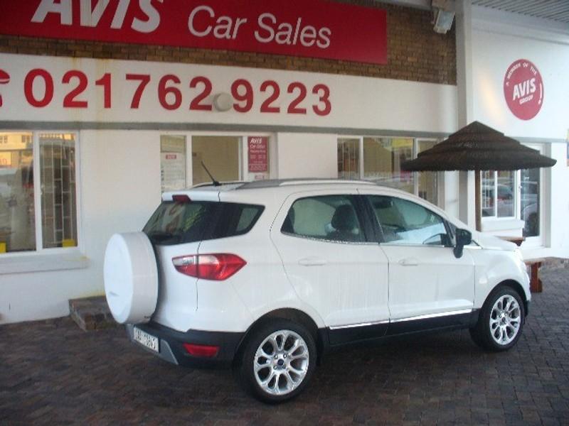2019 Ford EcoSport 1.0 Ecoboost Titanium Auto Western Cape Cape Town_0