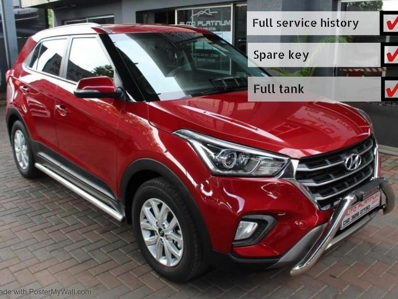 2019 Hyundai Creta 1.6D Executive Auto Gauteng Pretoria_0