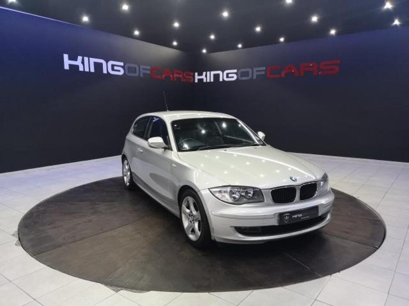 2010 BMW 1 Series 120i 3dr At e81  Gauteng Boksburg_0