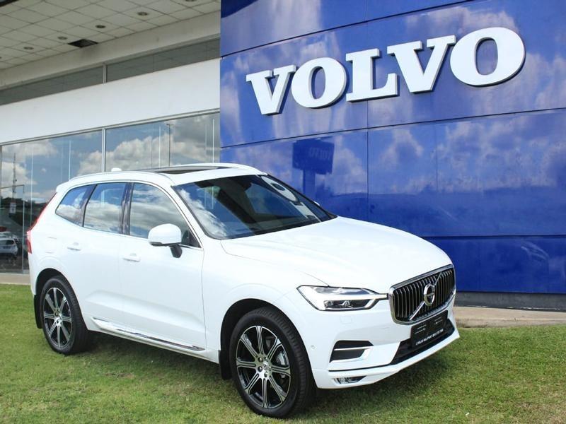 2021 Volvo XC60 D4 Inscription Geartronic AWD Mpumalanga Nelspruit_0