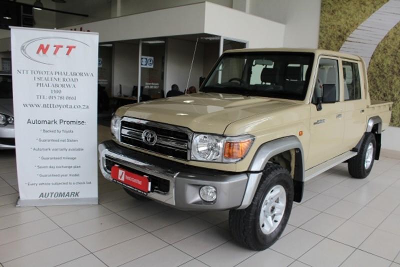 2021 Toyota Land Cruiser 79 4.2d Pu Dc  Limpopo Phalaborwa_0